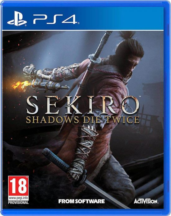3ps4 game sekiro