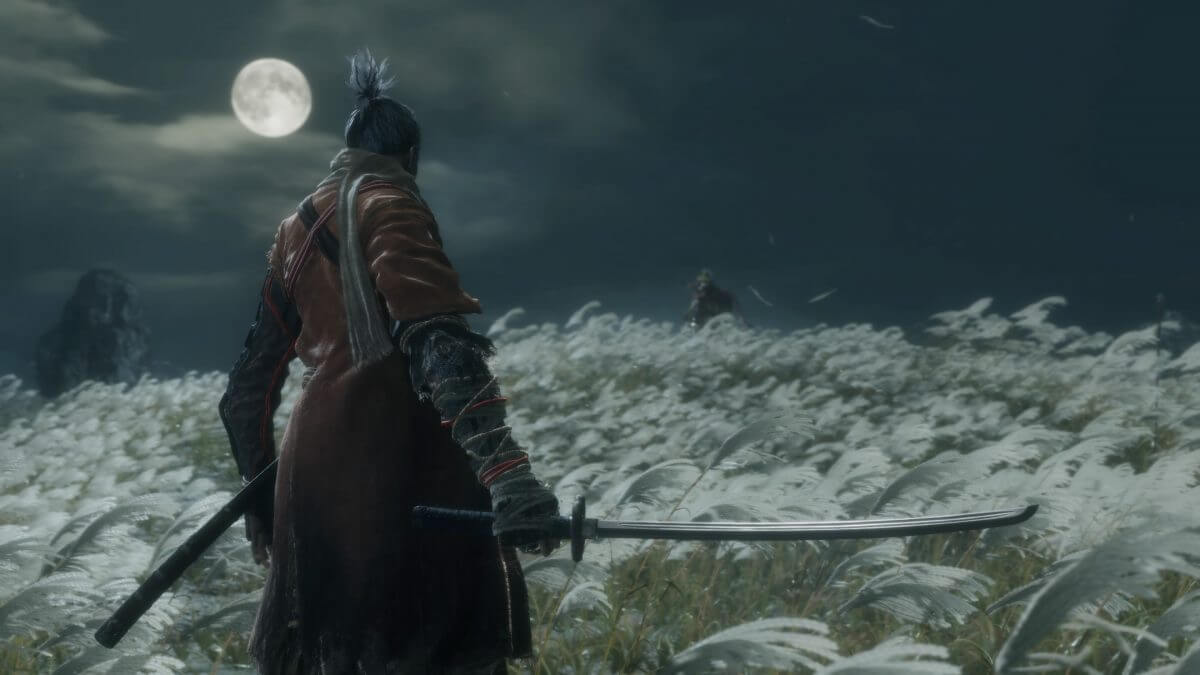 1ps4 game sekiro