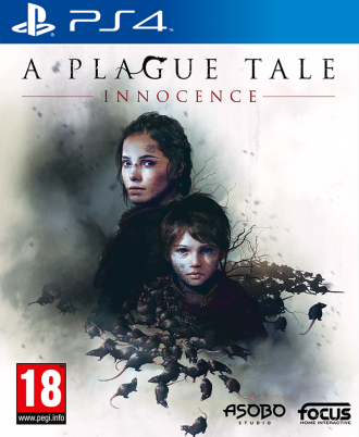 خرید بازی PS4 | A Plague Tale Innocence