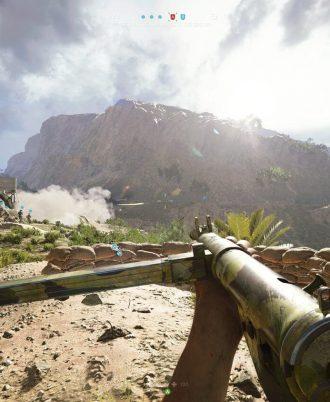 گالری عکس بازی Battlefield v
