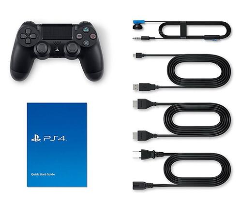 محتویات جعبه PS4 PRO