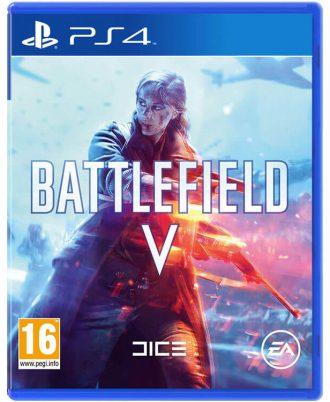 عکس بازی Battlefield v