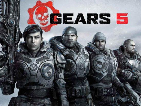 خرید بازی XBOX ONE | Gears of war 5