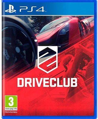 Drive Club game