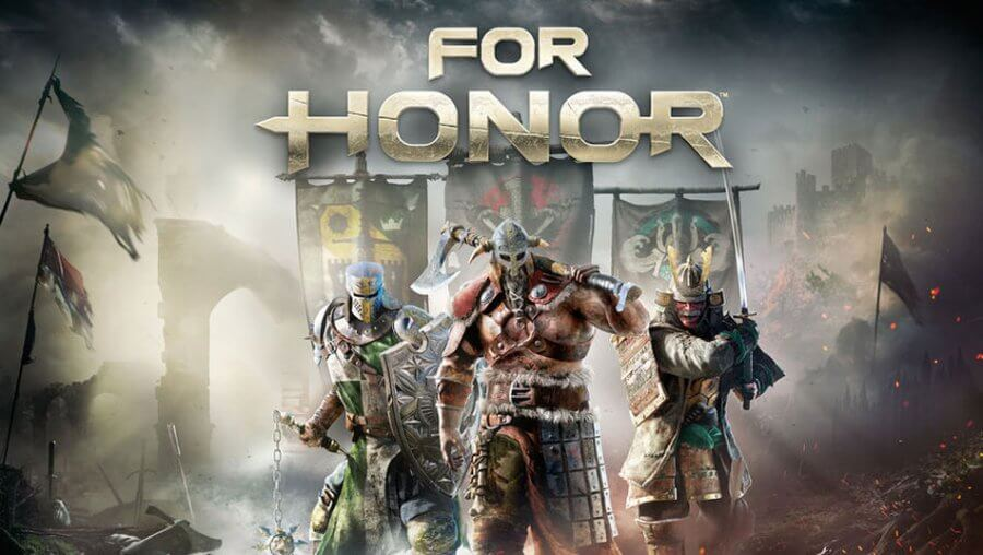 بازی for honor