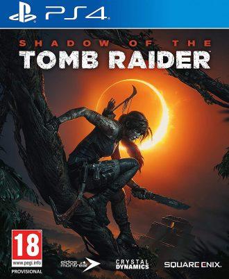 بازی shadow of the tomb rider
