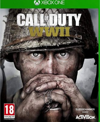 بازی call of duty ww2 xbox one