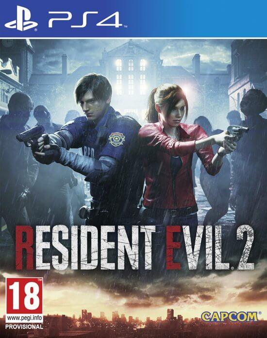 بازی Resident Evill 2 Remake