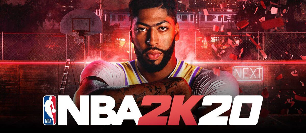 game NBA 2K20 ps4