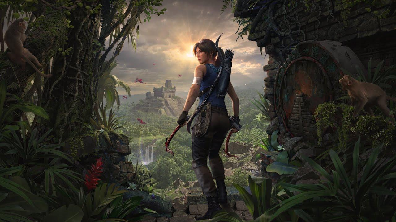 Shadow-of-the-Tomb-Raiderبازی