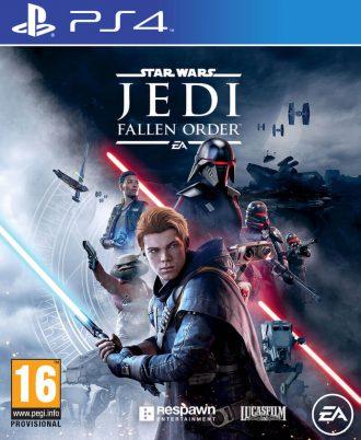 Star Wars Jedi Fallenبازی