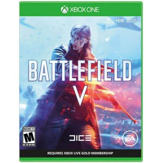 battlefeild v بازی xbox one