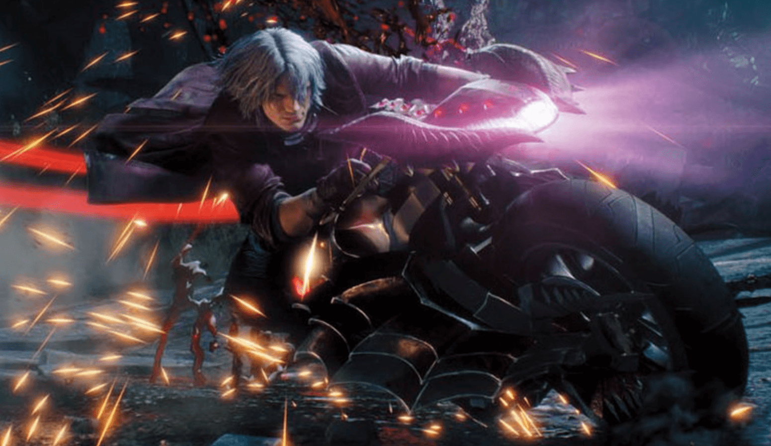 بازی Devil May Cry 5 ps4