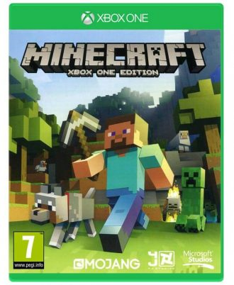 mincraft xbox one