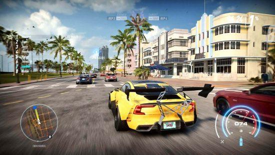 خرید بازی Need for Speed Heat   PS4