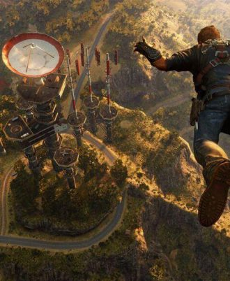 بازی ps4 just cause 4