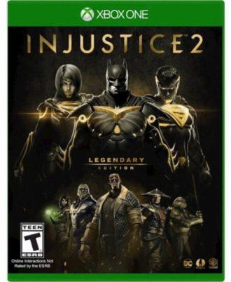 بازی injustic 2 ایکس باکس وان