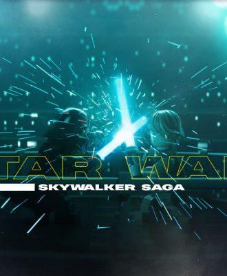 بازی ps4 lego star wars