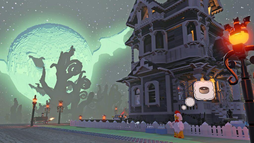 بازی ps4 lego worlds