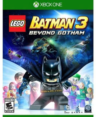 lego batman xbox one