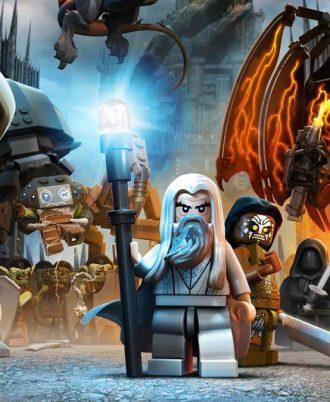 بازی lego hobbit