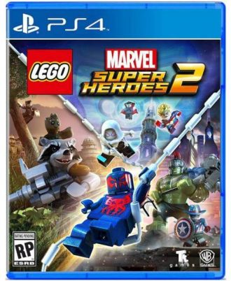 lego super heroes 2 ps4