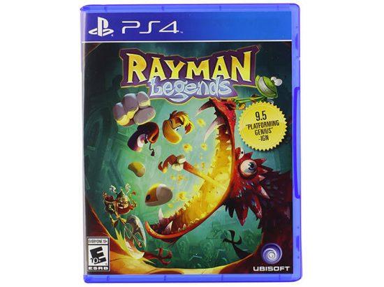 بازی ps4 reyman