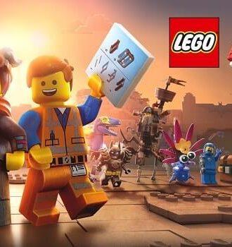 بازی lego movies