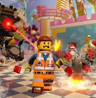 lego movie game