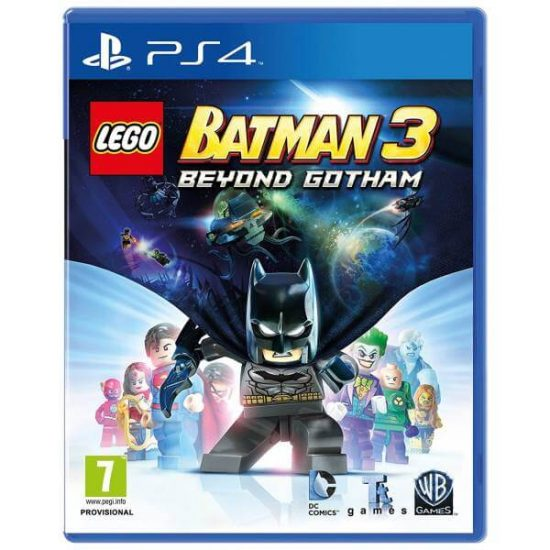 lego batman gmae ps4