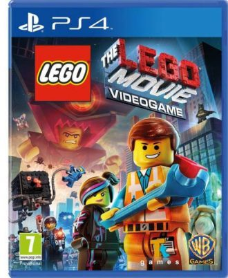 lego moveis ps4
