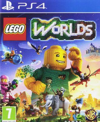 بازی lego worlds