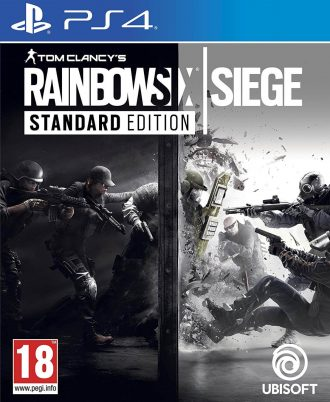 بازی ps4 rainbow six