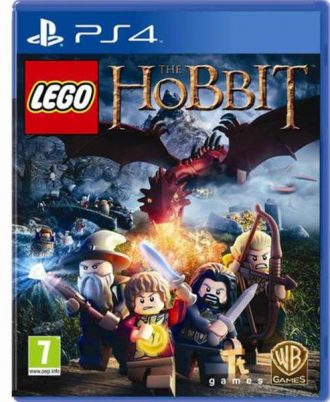 lego hobbit game