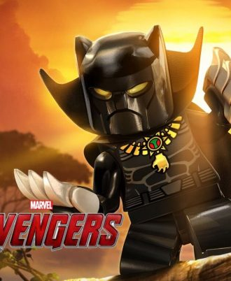 Black-Panther lego marvel