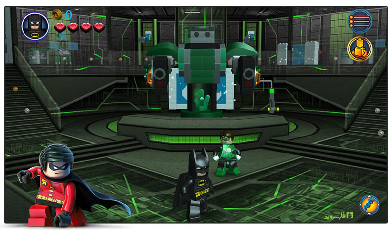 lego batman ps4