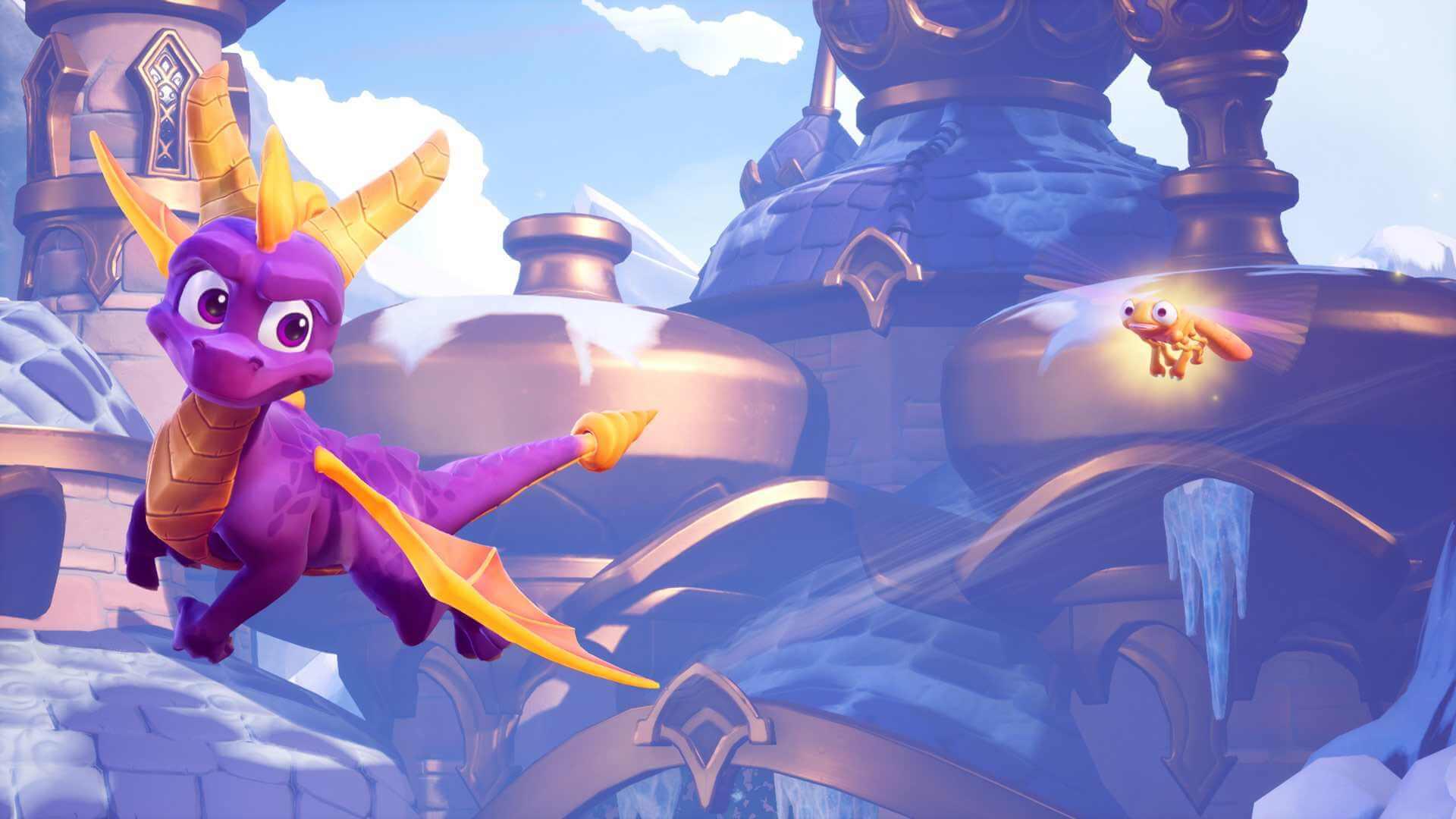 Spyro-Reignited