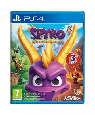 spyro-reignited ps4-game