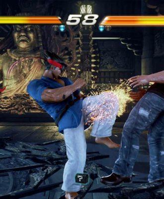 بازی ps4 Tekken