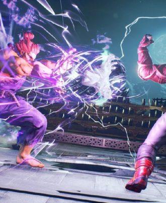 بازی Tekken