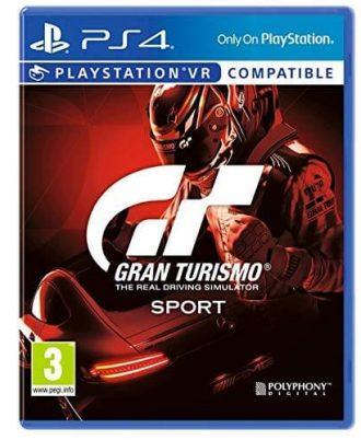 بازی Gran turismo ps4