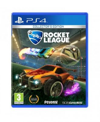 بازی-rocket-league ps4