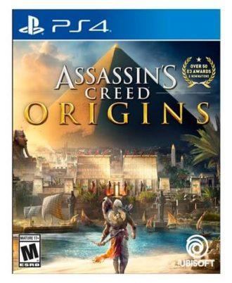 assassin origins ps4