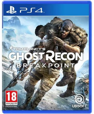بازی Ghost recon break poin