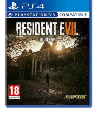 بازی ps4 Resident evil 7