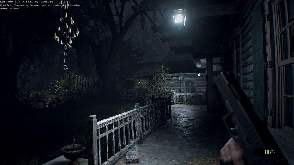 بازی Resident evil 7 ps4