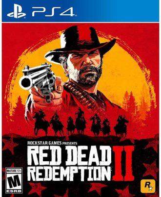بازی ps4 red dead 2