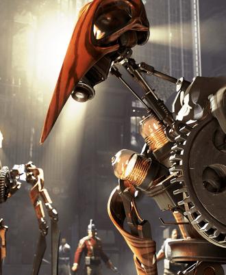 بازی dishonored 2