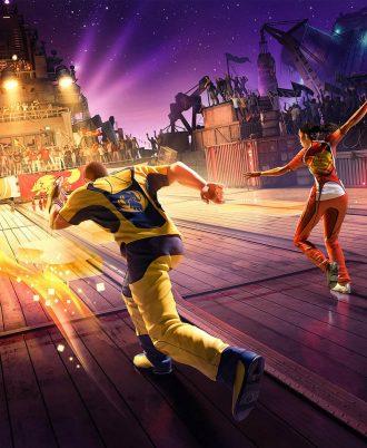 بازی kinect-sports-rivals