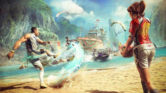 خرید بازی Kinect sport Rival   XBOX ONE